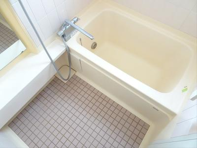 【浴室】カーサフェリス