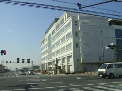 伊勢崎市役所まで1,507m
