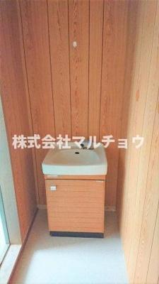 【独立洗面台】朝日ヶ丘コーポ