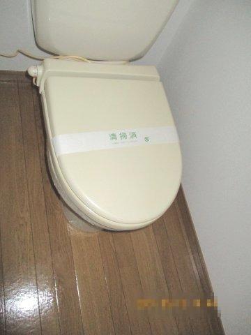 【トイレ】フリーダム