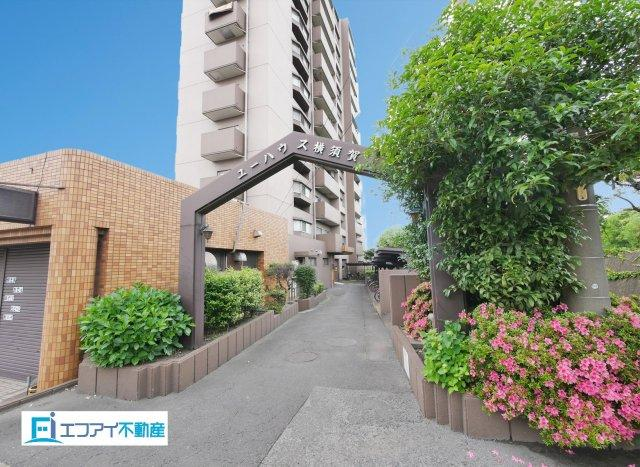 【外観】ユーハウス横須賀