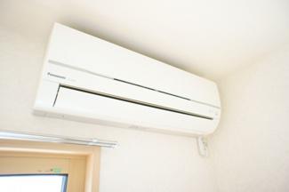 冷暖房完備!