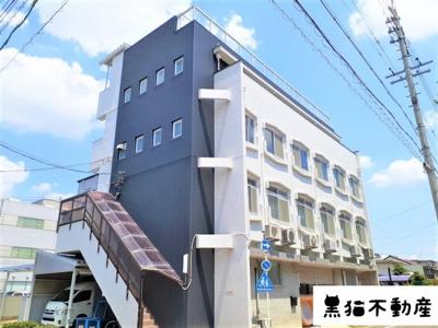【外観】上名古屋マンション