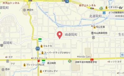 【地図】アネックス・アール B