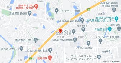【地図】吉田ハイツ (株)Roots