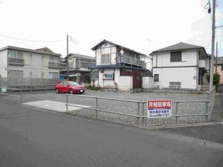 【外観】鶴舞駐車場