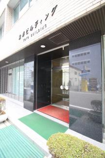 【エントランス】東洋ビルディング