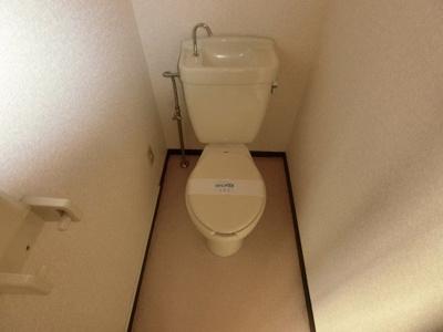 【トイレ】ハイツサンシャイン