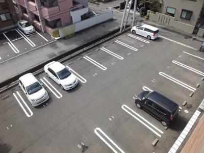 【駐車場】サン住吉Ⅱ