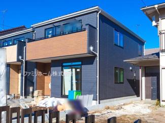 千葉市南花園 新築一戸建 ※外観施工例です。