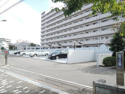 【駐車場】上星川ガーデンコート