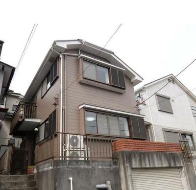 【外観】平戸町1137貸家