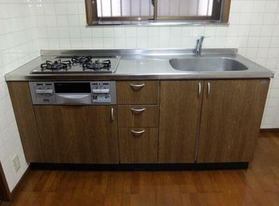 【キッチン】平戸町1137貸家