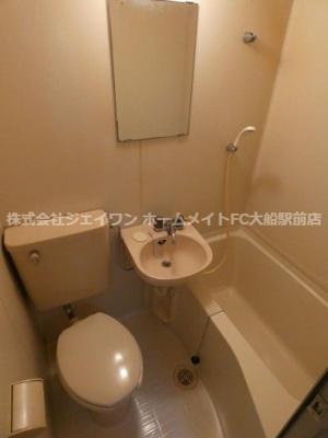【浴室】アップルハウス大船
