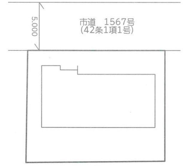 【区画図】新築 海老名市国分寺台4丁目