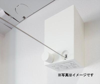 【設備】シャルム赤塚
