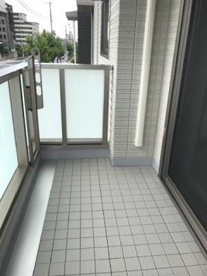 【バルコニー】シャンヴィラージュ甲南山手駅前