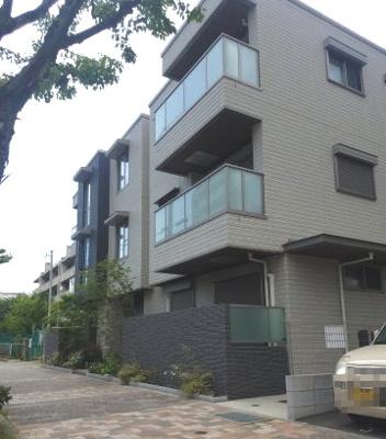 【外観】シャンヴィラージュ甲南山手駅前
