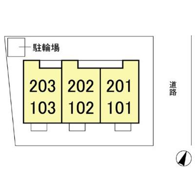 【区画図】カメリアパレス