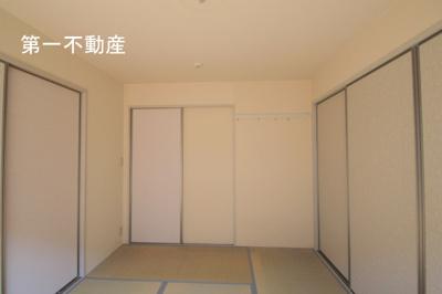 【寝室】トワベール 南山A