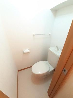 【トイレ】ビッグ フォレスト A
