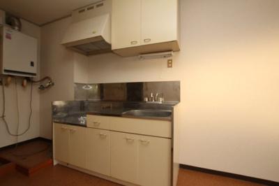 【キッチン】セントラルハイツ・イデア