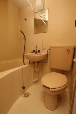 【浴室】セントラルハイツ・イデア