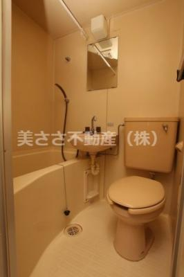 【トイレ】セントラルハイツ・イデア