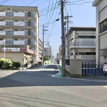【外観パース】D-room Hakata East