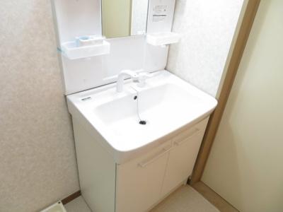 【独立洗面台】ヨコカワハイツ2F