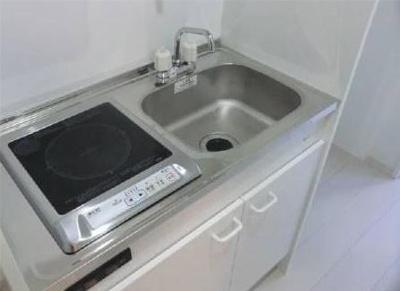 【キッチン】ブロッサムテラス池上