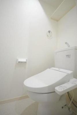 【トイレ】ブロッサムテラス池上