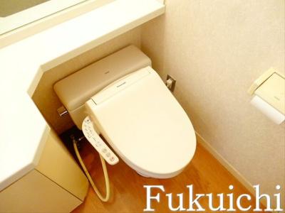 【トイレ】キルト祐天寺