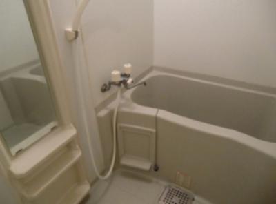 【浴室】ガラ・ステーション岩本町 サウス