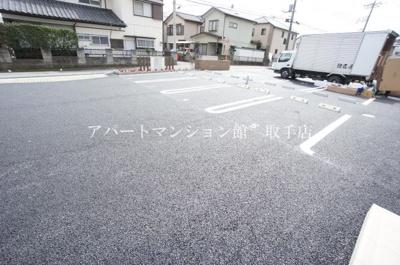 【駐車場】ファミールA