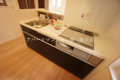【キッチン】ファミールA