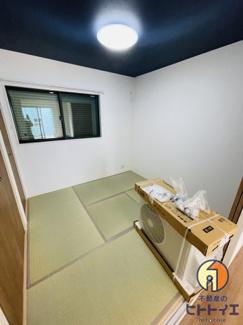 【和室】城島町楢津新築住宅