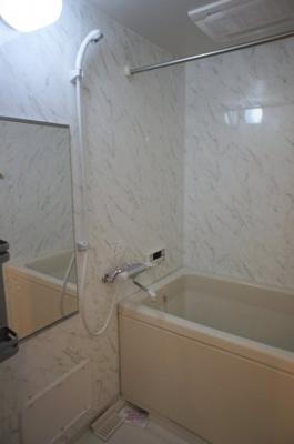 【浴室】ハイム行村