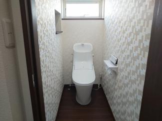 【トイレ】北見市北進町4丁目 リフォーム済戸建