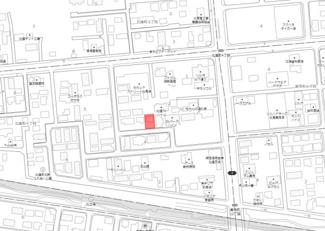 【地図】北見市北進町4丁目 リフォーム済戸建