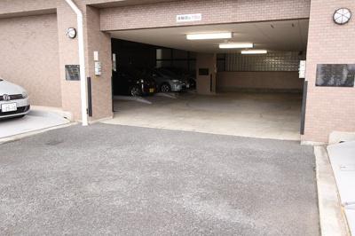 駐車場があります:リフォーム完了しました♪平日も内覧出来ます♪三郷新築ナビで検索♪