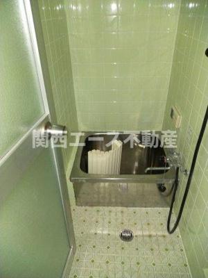 【浴室】スズランハイツ