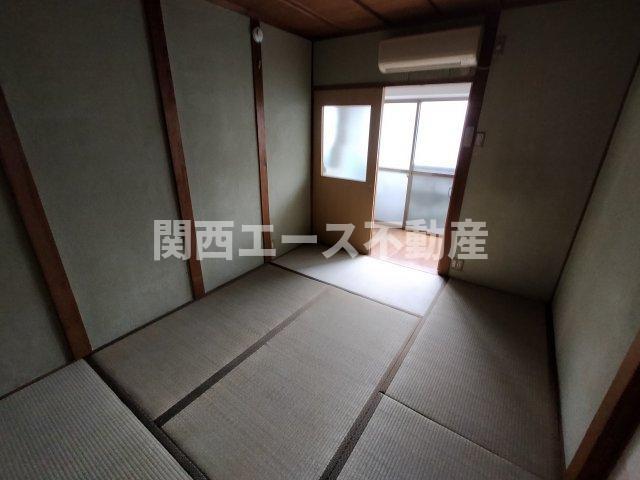 【寝室】スズランハイツ