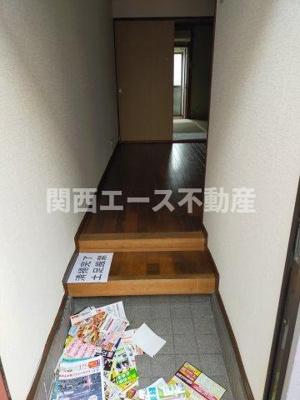 【玄関】スズランハイツ
