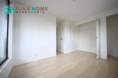 【寝室】クレイドルガーデン 日光市瀬尾 第1