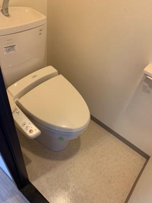 【トイレ】ビックシャイン