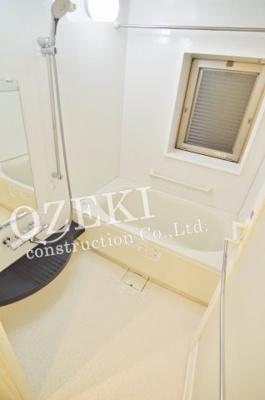 【浴室】レクセル新越谷