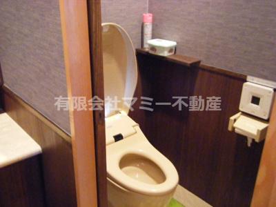 【トイレ】阿倉川居抜き飲食店舗U