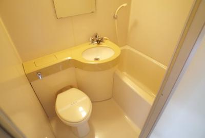 【浴室】藤和シティコープ本山