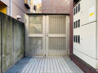 【エントランス】ファイブハイツ